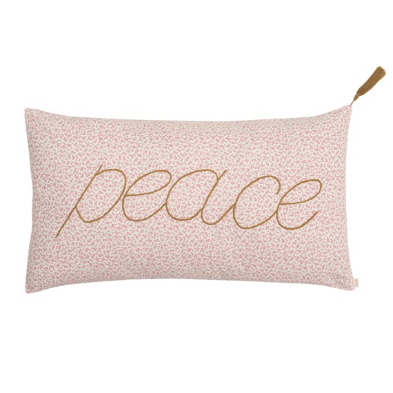 Coussin Peace 40x70