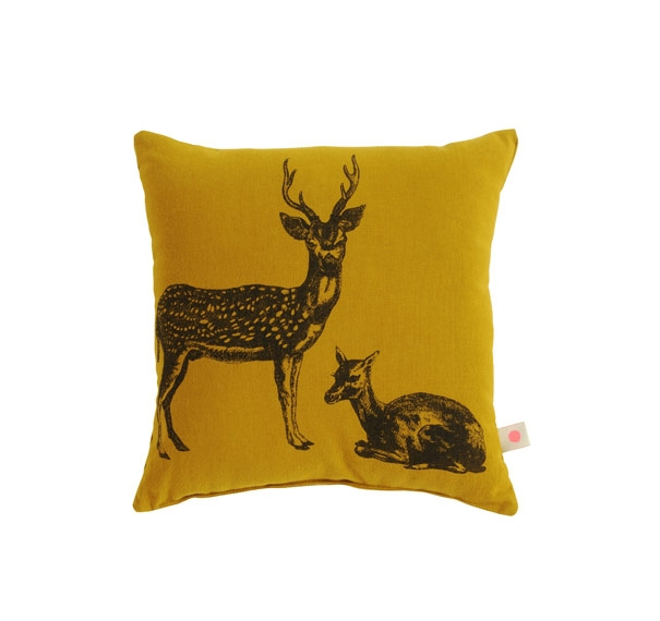 Coussin Bambi 30x30