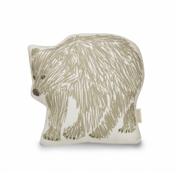 Coussin Ours Bear