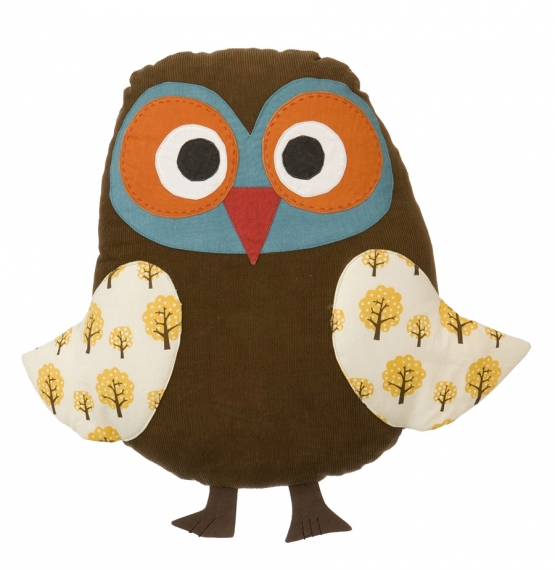 Coussin Owl
