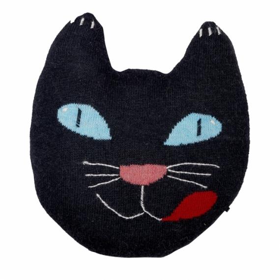 Coussin Black Cat
