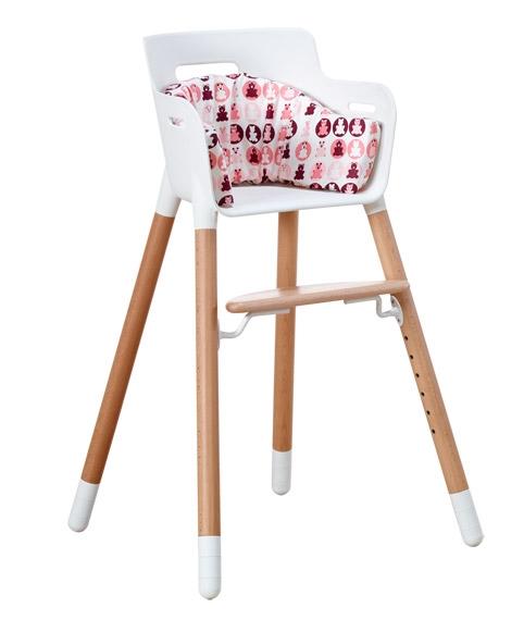 Flexa Ta Pour BabyFile Chambre Chaise Haute Dans Coussin De9IWYH2E