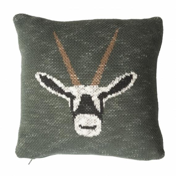 Coussin en tricot Orix 30x30