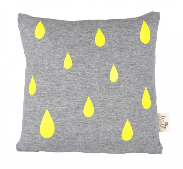 coussin raindrops ferm living file dans ta chambre. Black Bedroom Furniture Sets. Home Design Ideas