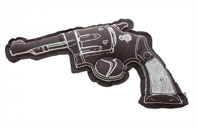Coussin Gun