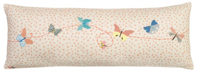 Coussin Long Papillons
