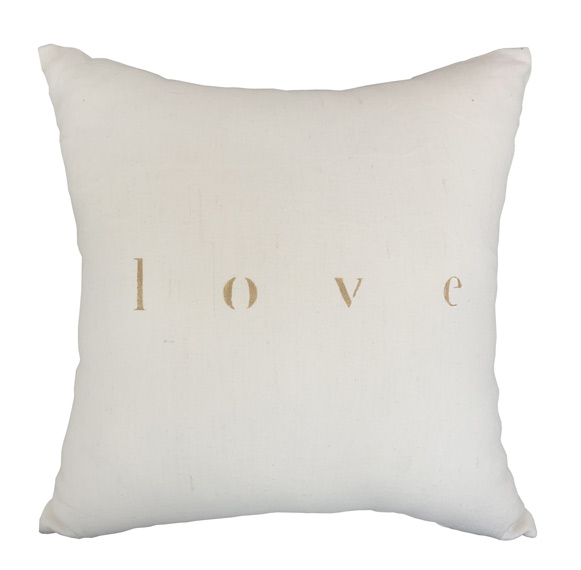 Coussin Love 35x35