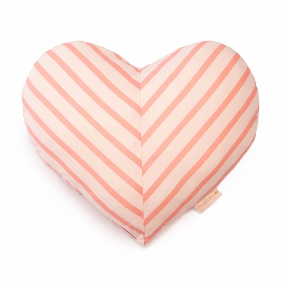 Coussin Love Stripes