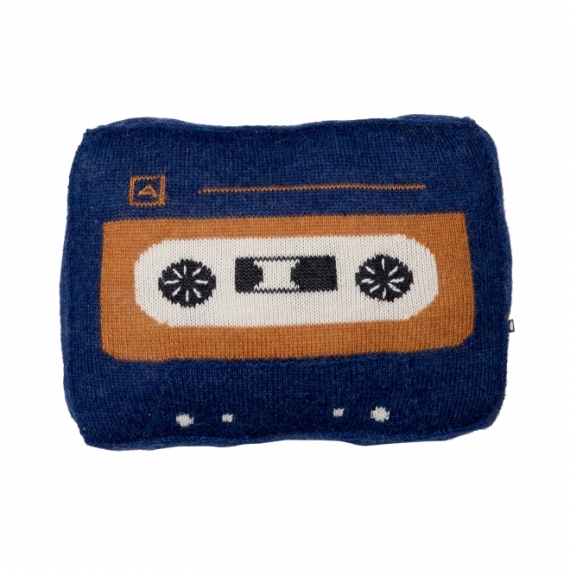 Coussin Music Tape