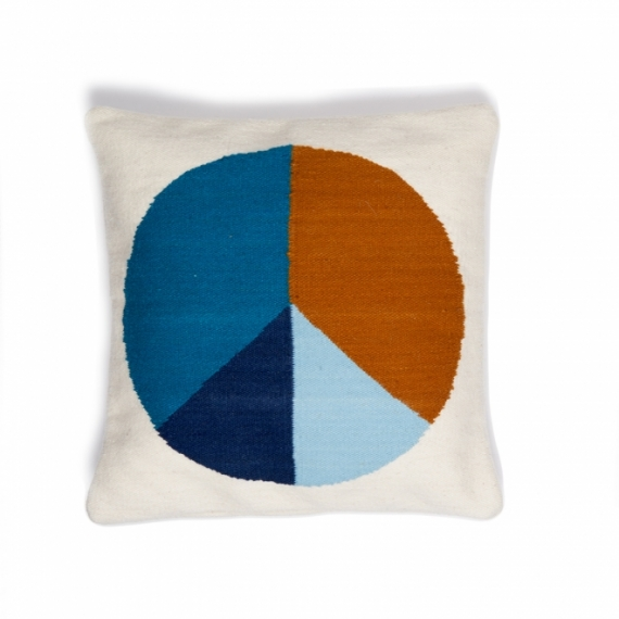 Coussin Peace Sign 40x40