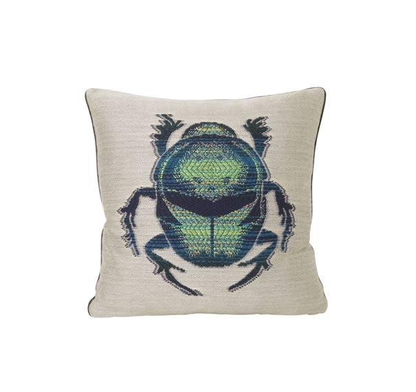 Coussin Salon Beetle