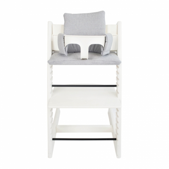 Coussin Sirène Grey pour chaise Haute