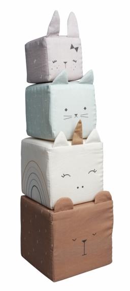 Cubes d'éveil Animals