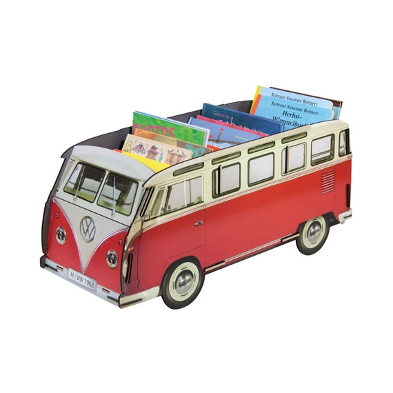 Porte livres School Bus