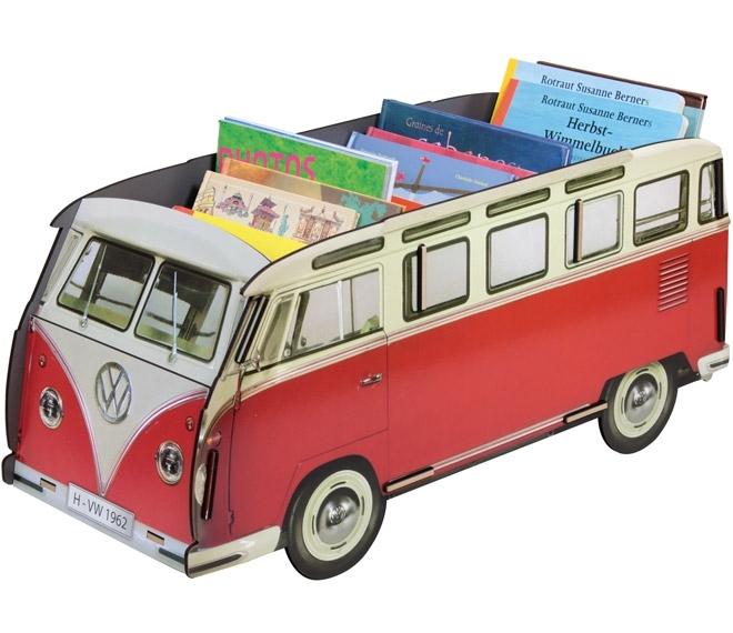 Porte livres Combi VW