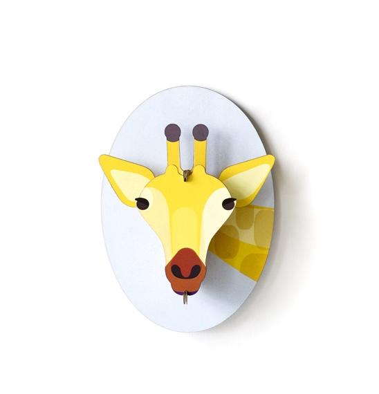 Déco murale Giraffe