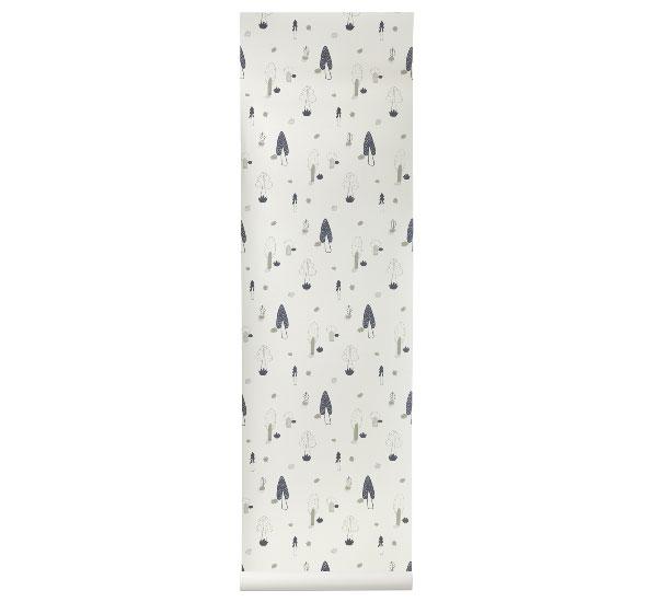 Papier Peint Forest