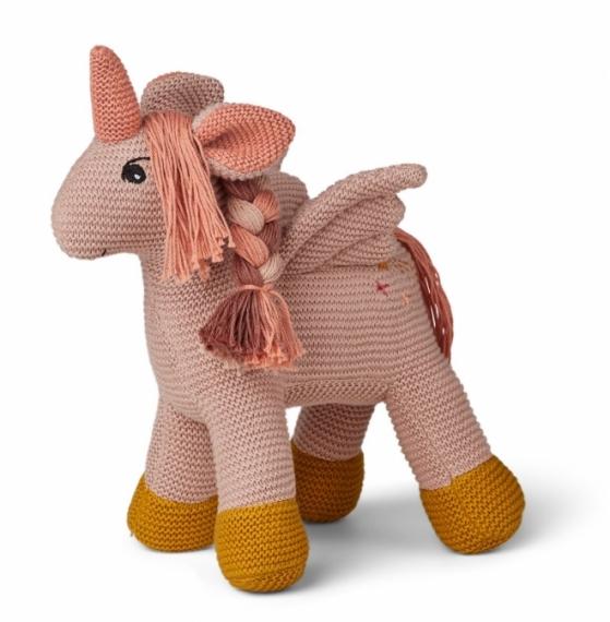 Doudou Licorne Adiana Unicorn