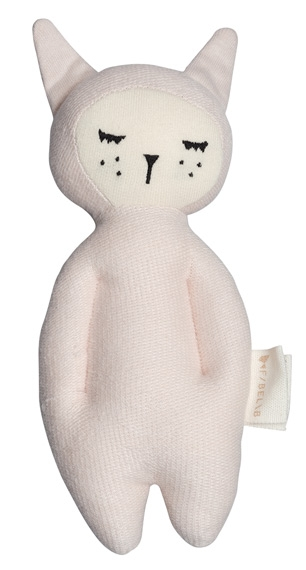 Doudou Hochet Lapin Bunny