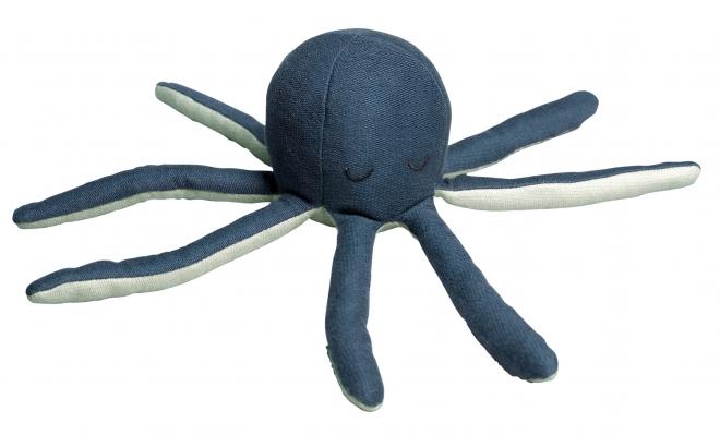 Doudou Hochet Pieuvre Octopus