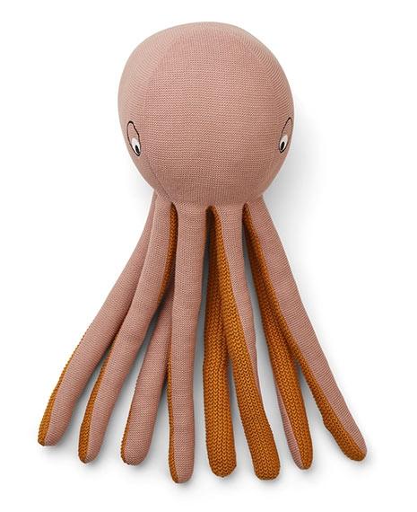 Doudou Octopus Helmer