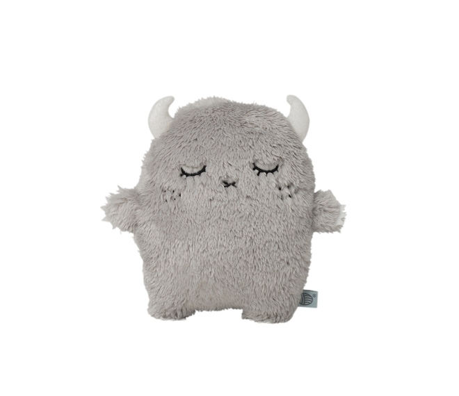 Doudou Ricepuffy - Gris