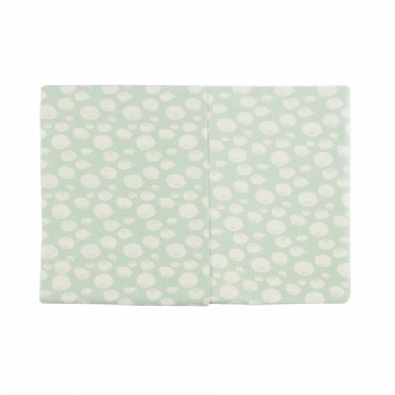 drap balloon pour lit b b trixie mint file dans ta chambre. Black Bedroom Furniture Sets. Home Design Ideas