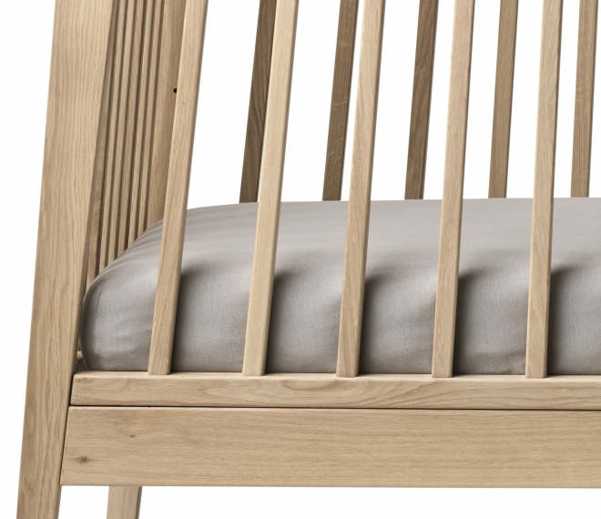 Drap housse lit bébé -Lot de 2