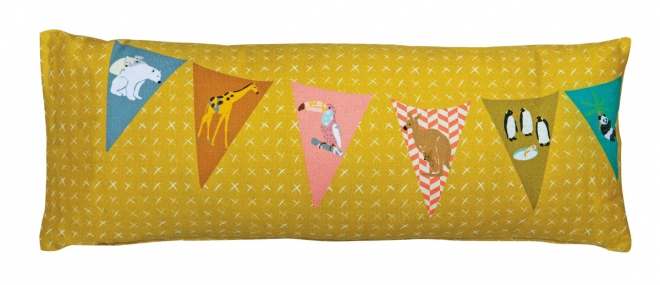 Coussin Long Zoo