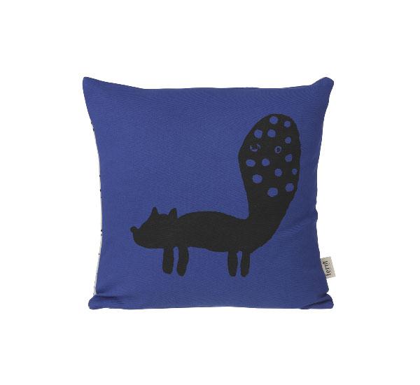 coussin fox ferm living file dans ta chambre. Black Bedroom Furniture Sets. Home Design Ideas