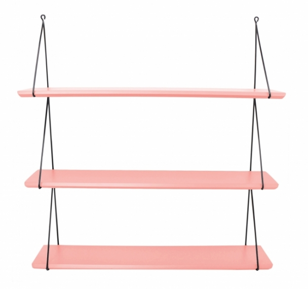 Etagere Babou 3 Rose In April File Dans Ta Chambre