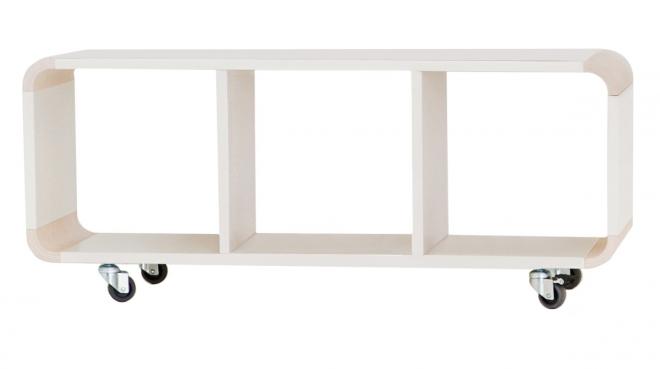 etag re basse roulettes first junior living file dans ta chambre. Black Bedroom Furniture Sets. Home Design Ideas
