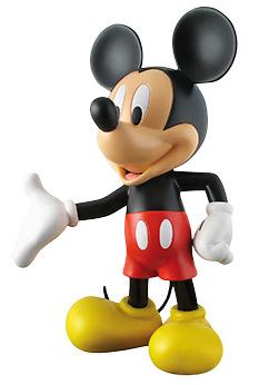 Figurine mickey leblon delienne file dans ta chambre - Decoration mickey chambre ...