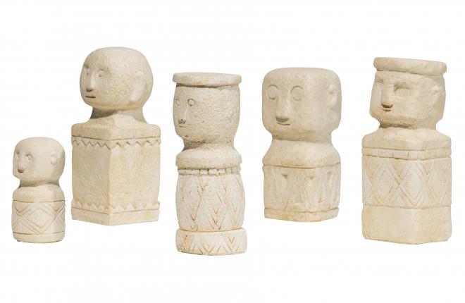 Figurines Kees - Lot de 5