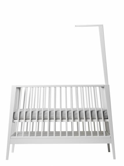 Flèche de lit bébé Linea Hêtre