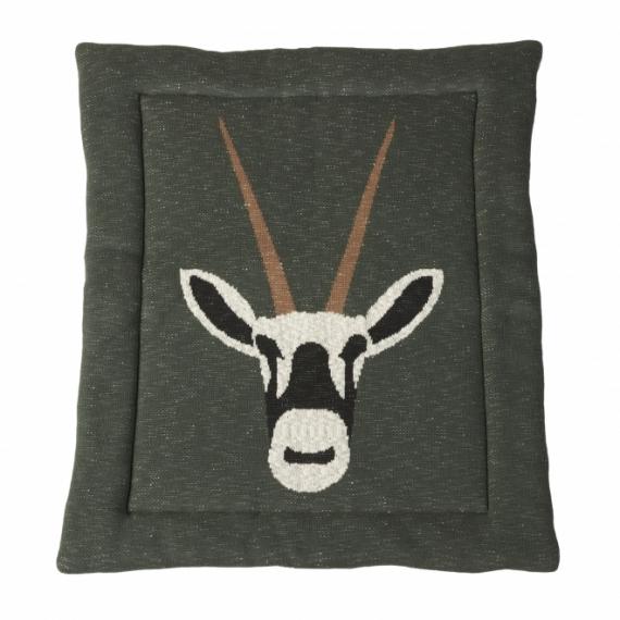 Fond de parc en tricot Orix