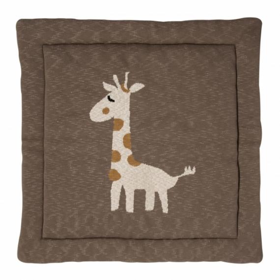 Fond de parc XL Tricot Girafe