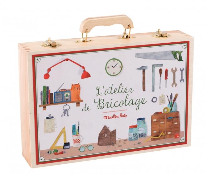 Grande valise bricolage