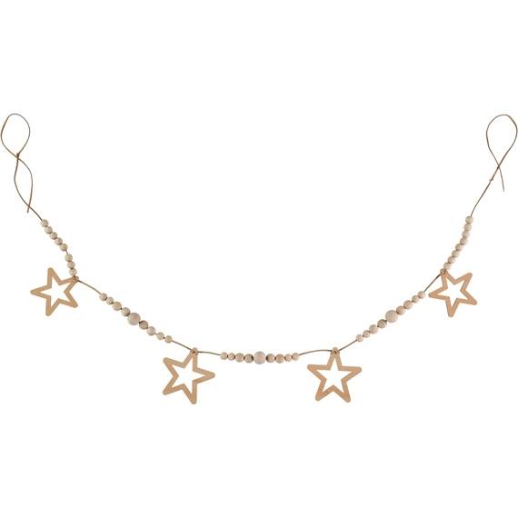 Guirlande Star & Pearl