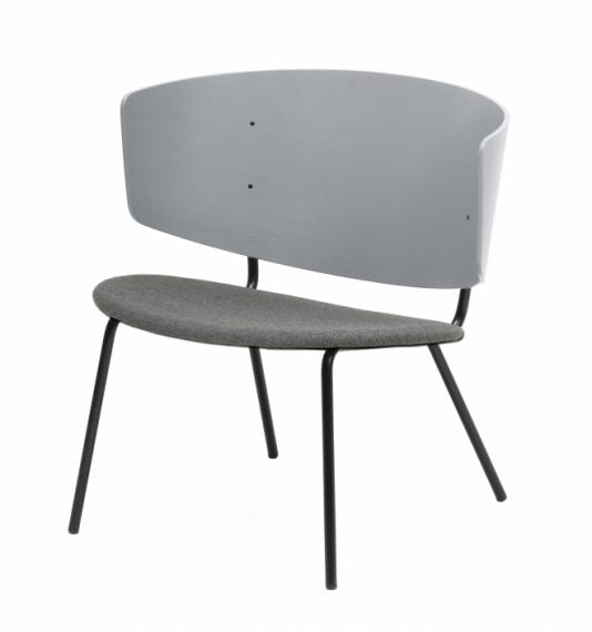 Herman Lounge Chair - Tissu