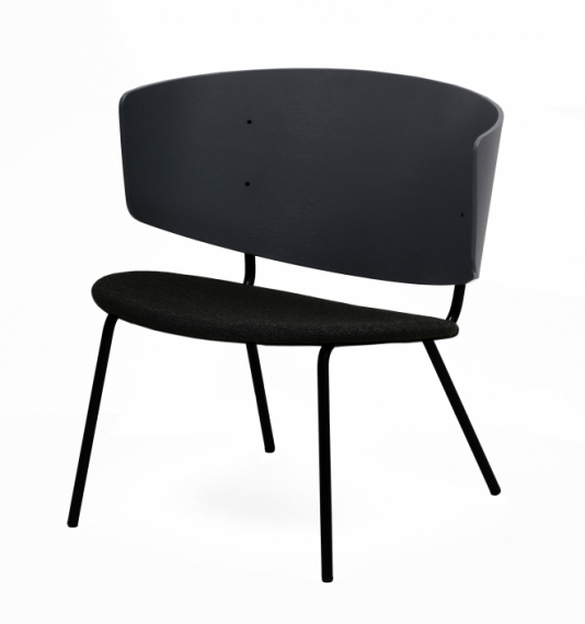 Herman Lounge Chair - Tissu