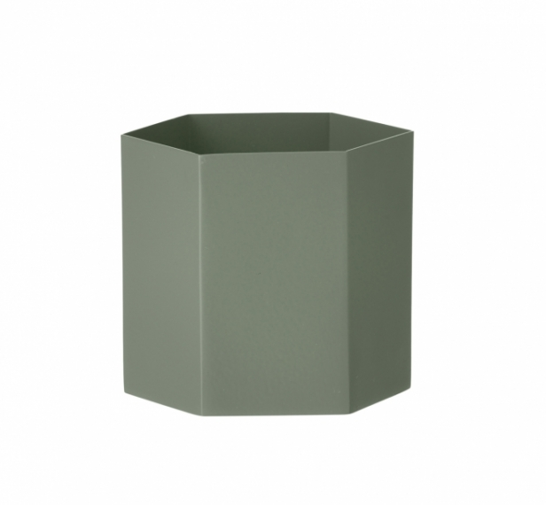 Hexagon Pot L