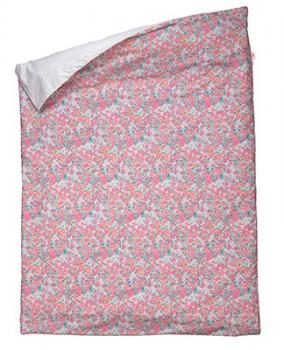 housse de couette 100x140 little flower file dans ta chambre. Black Bedroom Furniture Sets. Home Design Ideas