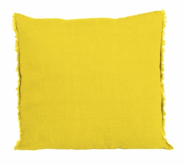 housse de coussin viti 45x45 harmony curry file dans. Black Bedroom Furniture Sets. Home Design Ideas