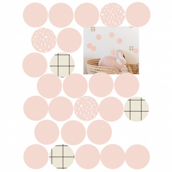 Just a touch - Pink Dots
