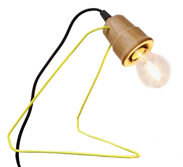 Wattman Lamp