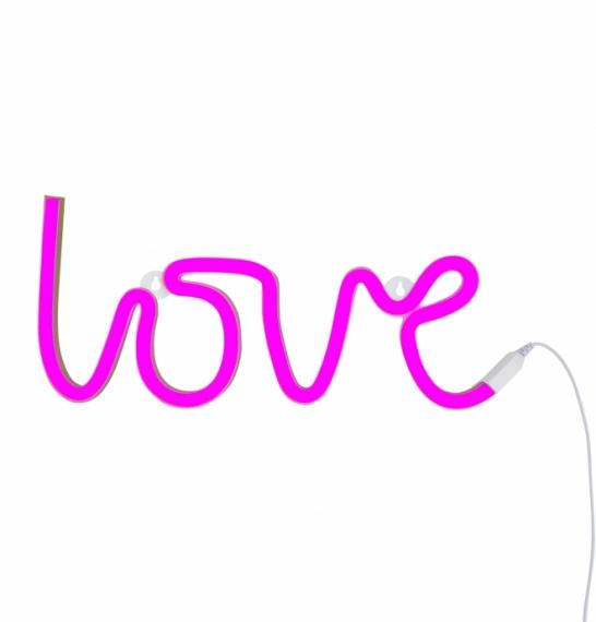 Lampe Néon Love