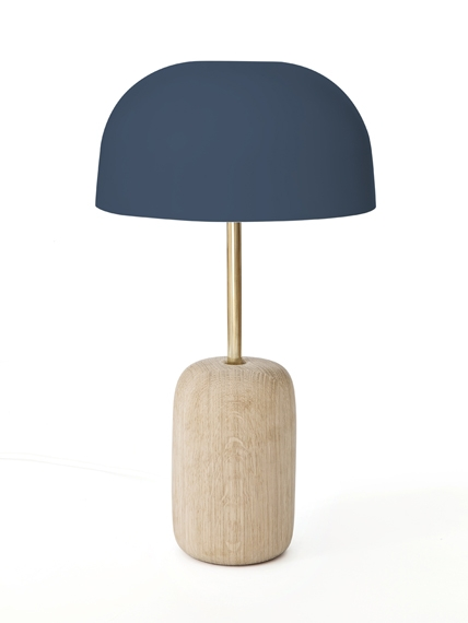 Lampe à poser Nina - Laiton