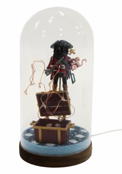 Lampe Playmobil L'île aux trésors