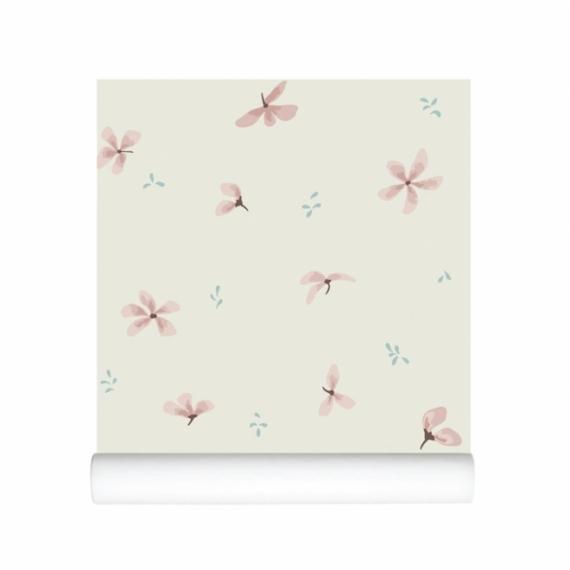 Lé de papier peint Windflower